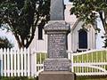 Omata war memorial