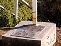 Warea and Pungarehu war memorial