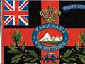 Taranaki Volunteers flag