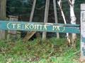 Site of Te Kohia pā