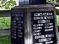 Te Ngawai war memorial