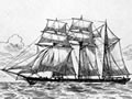 The schooner <em>Rifleman</em>