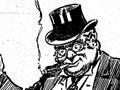 NZ under control of Tooley Street  cartoon