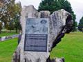 Leonard Trent VC memorial