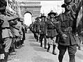 Victory parade in Paris, 14 July 1919