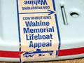 <em>Wahine</em> lifeboat appeal