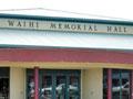 Waihi memorial hall