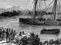 Māori prisoners captured at Rangiriri