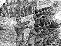 The fight at Rangiaowhia