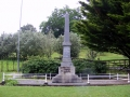 Waiwera war memorial