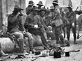 Wellington Mounted Rifles in Jaffa