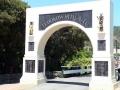 Whakarewarewa war memorial
