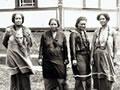 Women Mau leaders