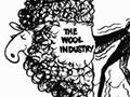 Wool industry cartoon