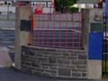 Woolston school memorial