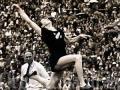 Film: Yvette Williams jumping