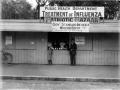 Influenza pandemic depot, 1918