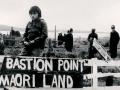 Occupation of Bastion Point begins