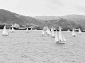 Disastrous centennial yacht race begins