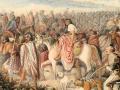 British troops invade south Taranaki