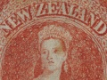 New Zealand's first postage stamps go on sale