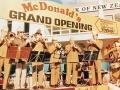 McDonald's arrives in New Zealand