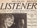 First issue of <em>New Zealand Listener</em> published