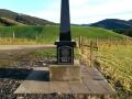 Kahuika war memorial