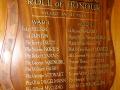 Katikati RSA memorial shrine
