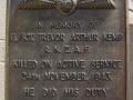 Trevor Kemp Memorial