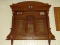 Kennington Lodge rolls of honour
