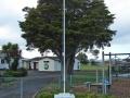 Kopuarahi School memorial flagstaff