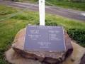 Lake Ferry war memorial