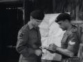 Jungle patrol by SAS squadron, 1956