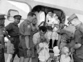 Families of NZ soldiers arriving in Malaya