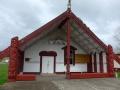 Mangamuka Marae memorials
