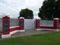 Mangatuna Marae memorial gates
