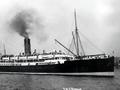 The <em>Marama</em> before the First World War