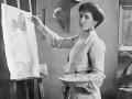 Death of Frances Hodgkins
