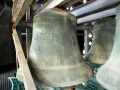 Messines Bell at the National War Memorial