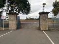 Nelson Park memorial gates