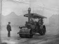 Neuve-Chapelle road roller