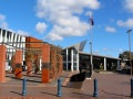 New Lynn Memorial Library and Square