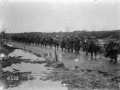 New Zealand troops move toward Gravenstafel Spur