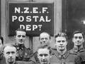 NZEF Postal Department in London