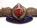 New Zealand Flying School badge