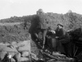 Observation post on Western Front