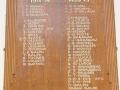 Ohinewai Roll of Honour