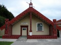 Rangitihi memorial meeting house, Ōkere Falls
