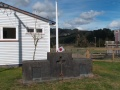 Ōngarue war memorial